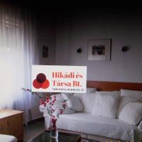 Thelena Apartman, hotel in Tolna