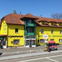 PENZION HŮRKA, отель в городе Dolní Libchavy