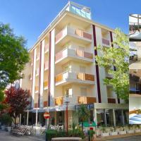 Hotel Aquila D'Oro, hotell i Misano Adriatico