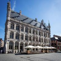 The Fourth - Tafelrond, hotel in Leuven
