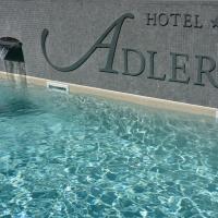 Hotel Adler, hotel in Alassio