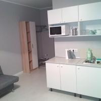 Apartment on Parada Pobedy, отель в Тюмени