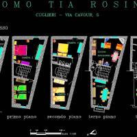DOMO TIA ROSINA (I.U.N. P3203), hotell i Cuglieri