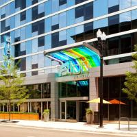 Aloft Chicago Downtown River North, hotel in Magnificent Mile, Chicago