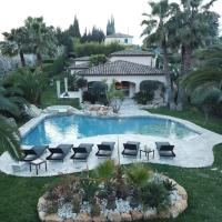Luxueuse villa piscine et jacuzzi