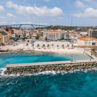 City Suites & Beach Hotel, hotel em Willemstad