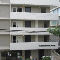 Waikiki Central Hotel, hotel in Honolulu