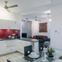 CitySide Apartment - 2 Bedroom with Private Courtyard, hotel em Darwin