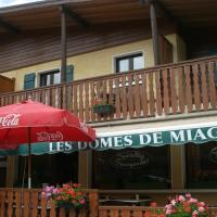 Hôtel Les Dômes de Miage, hotel in Saint-Gervais-les-Bains