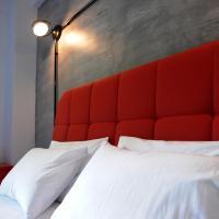 Candy's Boutique Rooms, ξενοδοχείο στην Ασπροβάλτα