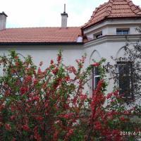 Aparthotel Brokeš, отель в городе Ланшкроун