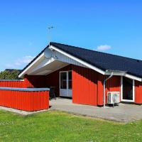 Four-Bedroom Holiday home in Vejers Strand 5