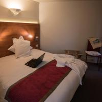 Hotel & Résidence Les Vallées Labellemontagne, hotel in La Bresse
