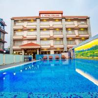 Hotel Iceland, отель в Покхаре