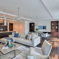 Driven Holiday Homes - Next to Ritz Carlton Luxury Apartment Limestone House, DIFC