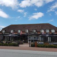 Hotel Restaurant 't Trefpunt, hotel in Made