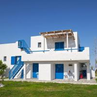 Navy Greece Vacation Villa, hotel in Makrygialos