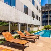 Hilton Garden Inn Belo Horizonte Lourdes, hotel in Belo Horizonte