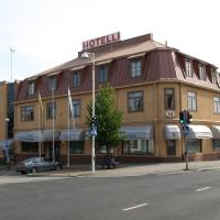 Hotelli Iisalmen Seurahuone, hotelli kohteessa Iisalmi