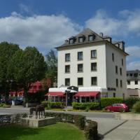 Hotel du Parc, hotel in Diekirch