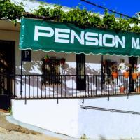 Pension Mari, hotel en Graena