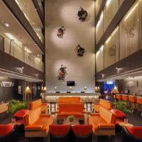 Swiss-Belinn Medan, отель в Медане