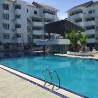 8-9 pax Homelite resort - Near Airport, hotel near Miri Airport - MYY, Miri