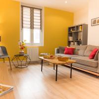 Appartement Élégant & Ensoleillé - Centre-ville