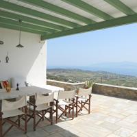 Sea View Traditional Paros Villa