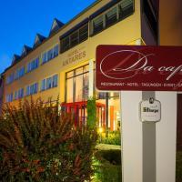 Hotel Antares, отель в городе Хальберштадт