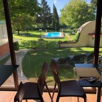 Villa La Rena, hotell i Anagni