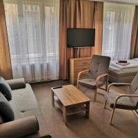 Hotel Marianeum, hotel en Vinohrady, Praga