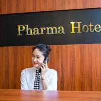 Pharma Hotel, hotel in Diện Biên Phủ
