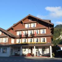 Hotel Garni Rösslipost, hotel in Unteriberg