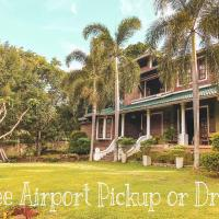 Airport Green Olive Villa