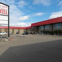 West View Motel, hotel em Hanna