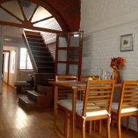 Coyoacan, 2 level Cozy apartment 3Bedrooms, 3Bathrooms, Terrace