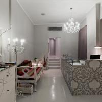 MA Hotel, hotell i Santa Margherita Ligure
