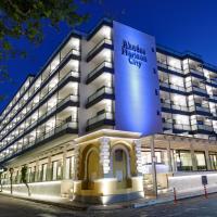 Rhodos Horizon City, отель в Родосе