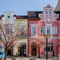 APART U LVA, hotel a Vsetín