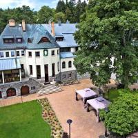 Villa Wernera Hotel & Spa, отель в Шклярска-Порембе