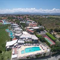 Bomo Rethymno Mare Royal & Water Park, отель в Скалете