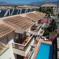 Aparthotel Residencial Vidalbir, hotel en El Albir