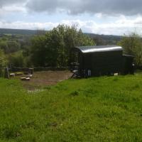 Serendipity Shepherd Hut