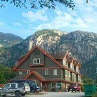 Squamish Adventure Inn, hotel em Squamish