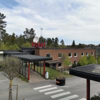 RastPunkt Laxå, hotell i Laxå