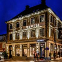 V Hotel Helsingborg; BW Premier Collection, hotel in Helsingborg