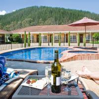Ovens Valley Motor Inn, hotel in Bright