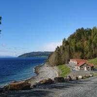 Hjellup Fjordbo, hotel in Leksvik