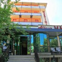 Albergo Martini、キアンチャーノ・テルメのホテル